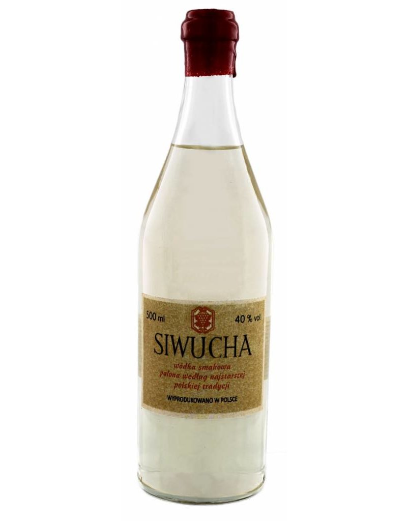 Siwucha Vodka 500ml 40,0% Alcohol