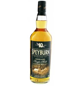Speyburn 10 Years Old Malt Whisky 700ml Gift box