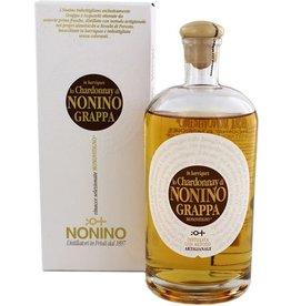 Nonino Grappa Lo Chardonnay 700ml Gift box