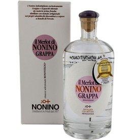 Nonino Grappa Il Merlot 700ml Gift box