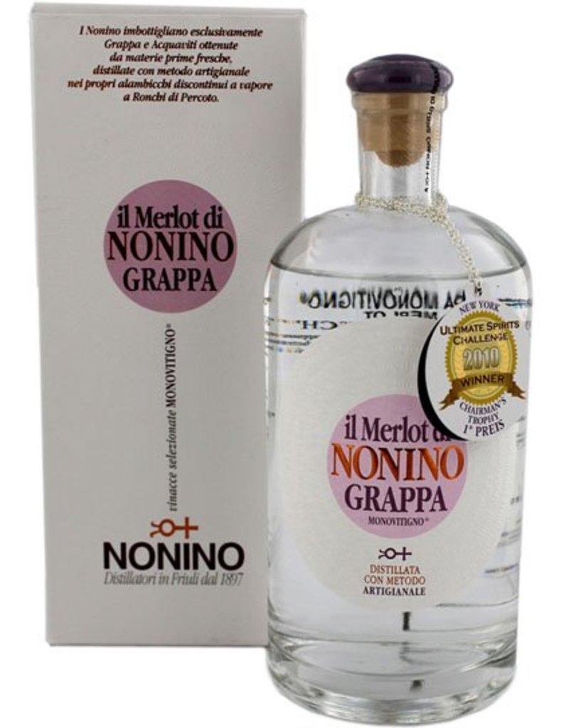 Nonino Nonino Grappa Il Merlot 700ml Gift box