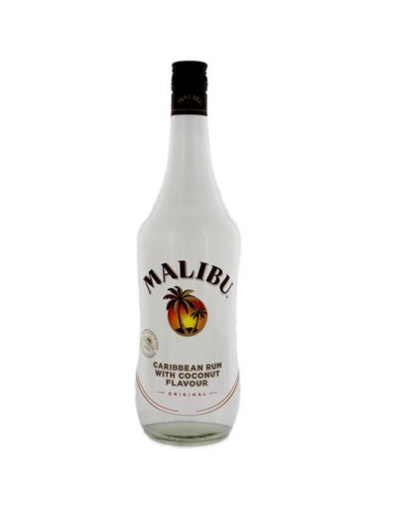 Malibu Malibu Coconut Rum 1,0L 21,0% Alcohol
