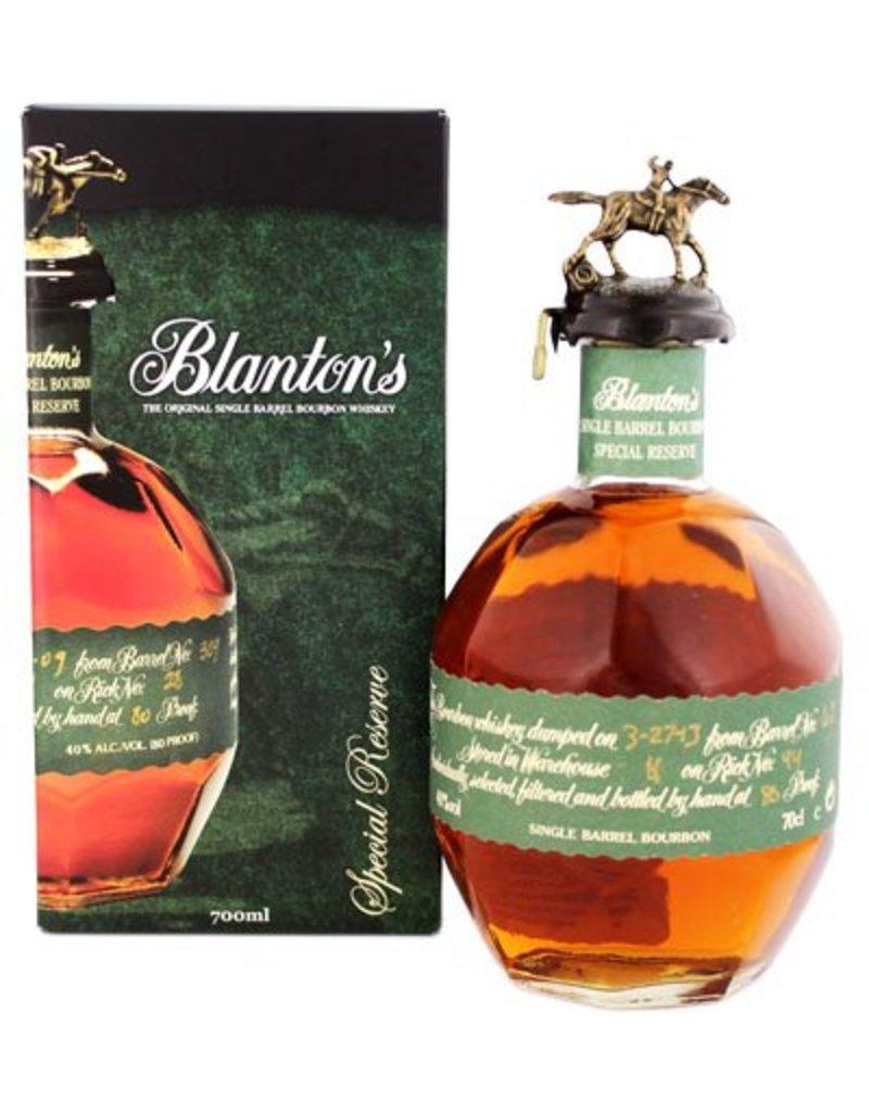 Blanton Blanton Bourbon Special Reserve 700ml Gift box