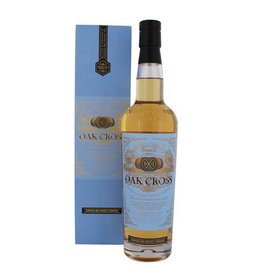 Compass Compass Box Oak Cross 700ml Gift box