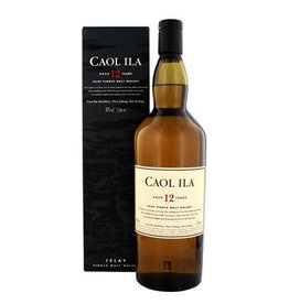 Caol Ila 12 Years Old 1 Liter Gift box