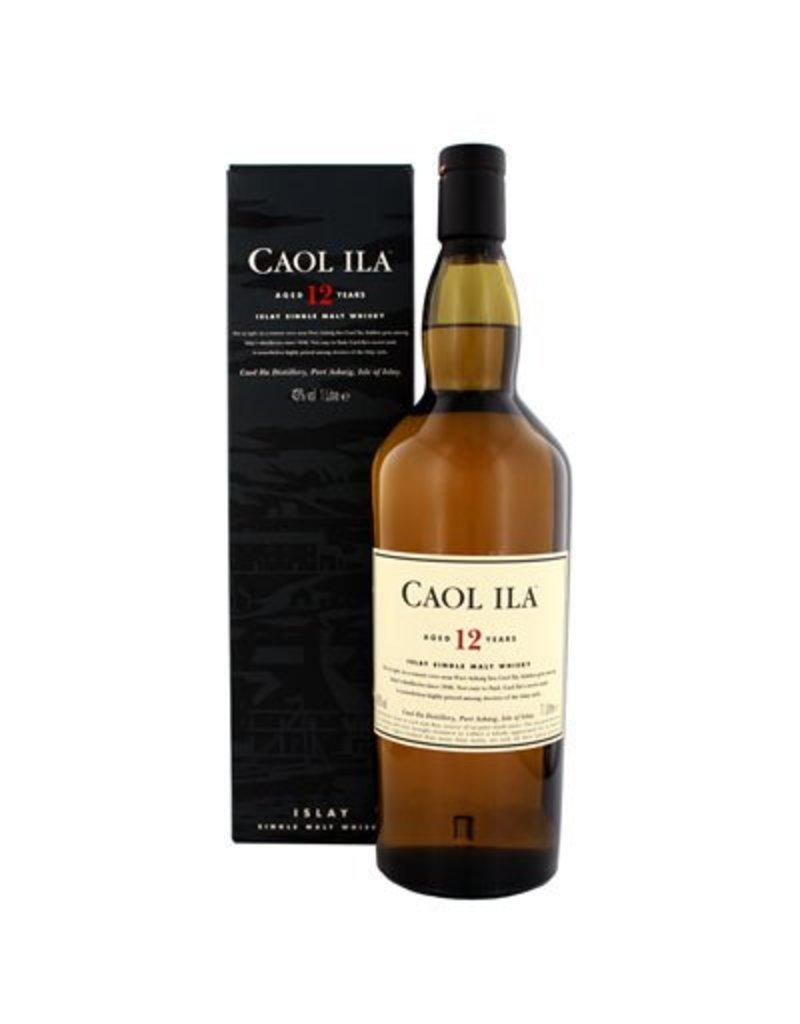 Caol Ila Caol Ila 12 Years Old 1 Liter Gift box