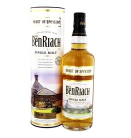 Bennachie BenRiach Heart of Speyside 700ml Gift box