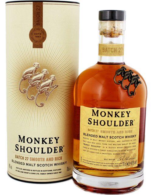 Monkey Shoulder 700ml Gift box Monkey Shoulder