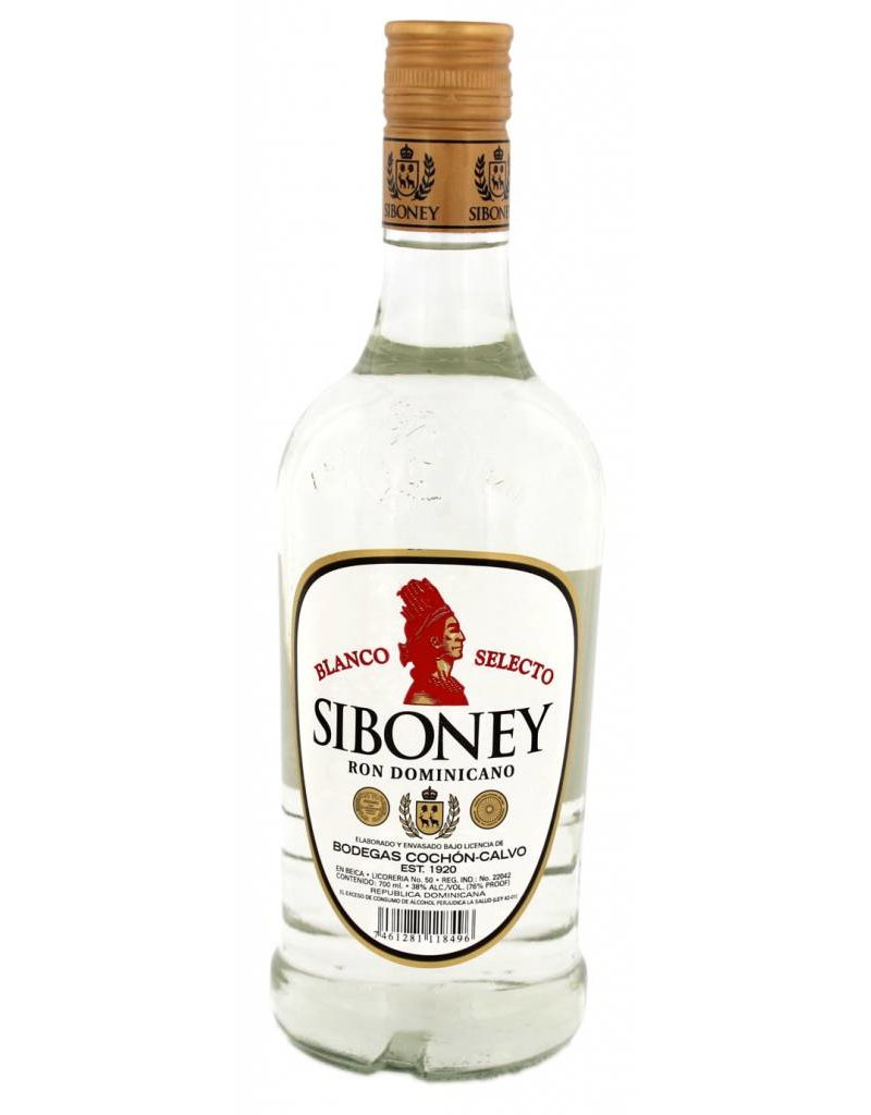 Siboney Siboney Blanco Selecto Rum 700 ml