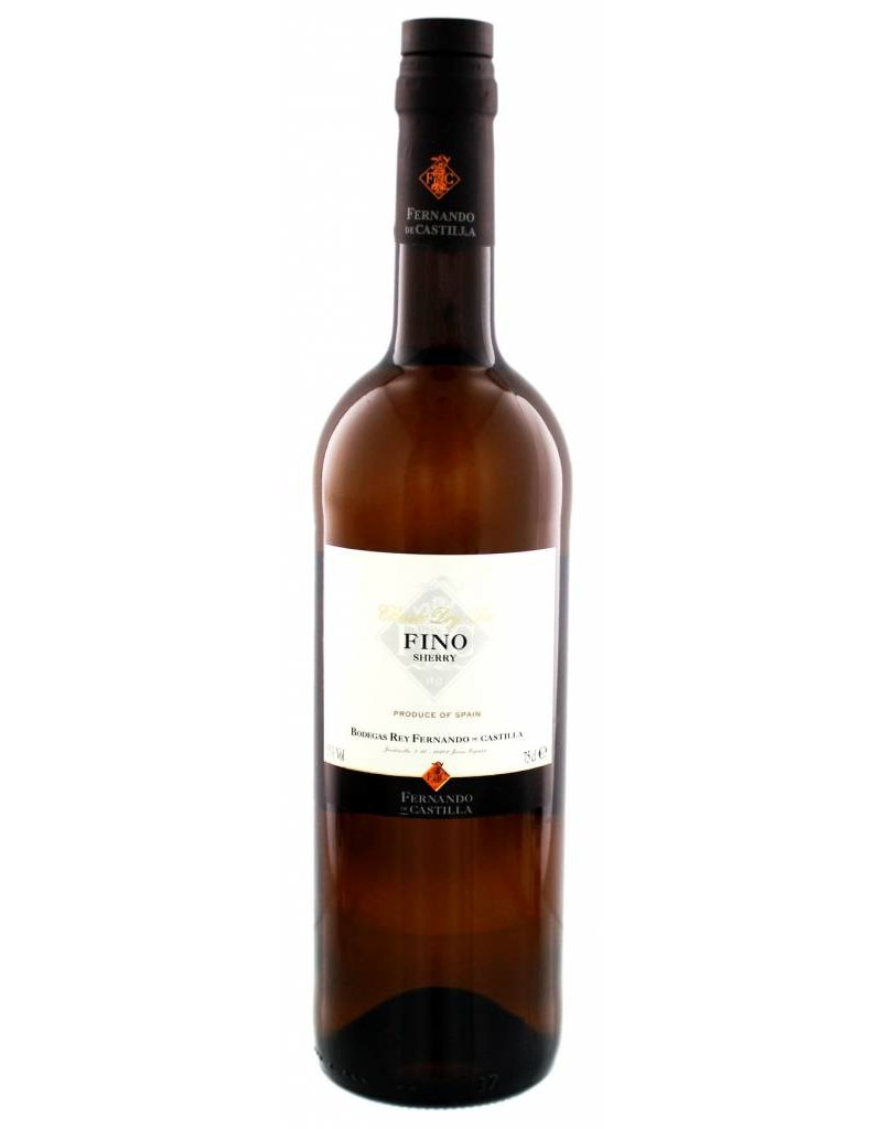 Fernando de Castilla 750 ml Sherry - Fernando de Castilla Sherry Fino Classic Dry -