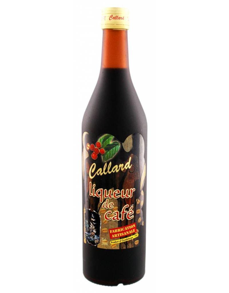 Callard Callard Liqueur de Café 700ml 25,0% Alcohol