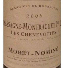 2004 Moret-Nomine Chassagne Montrachet 1 er Cru Les Chenevottes