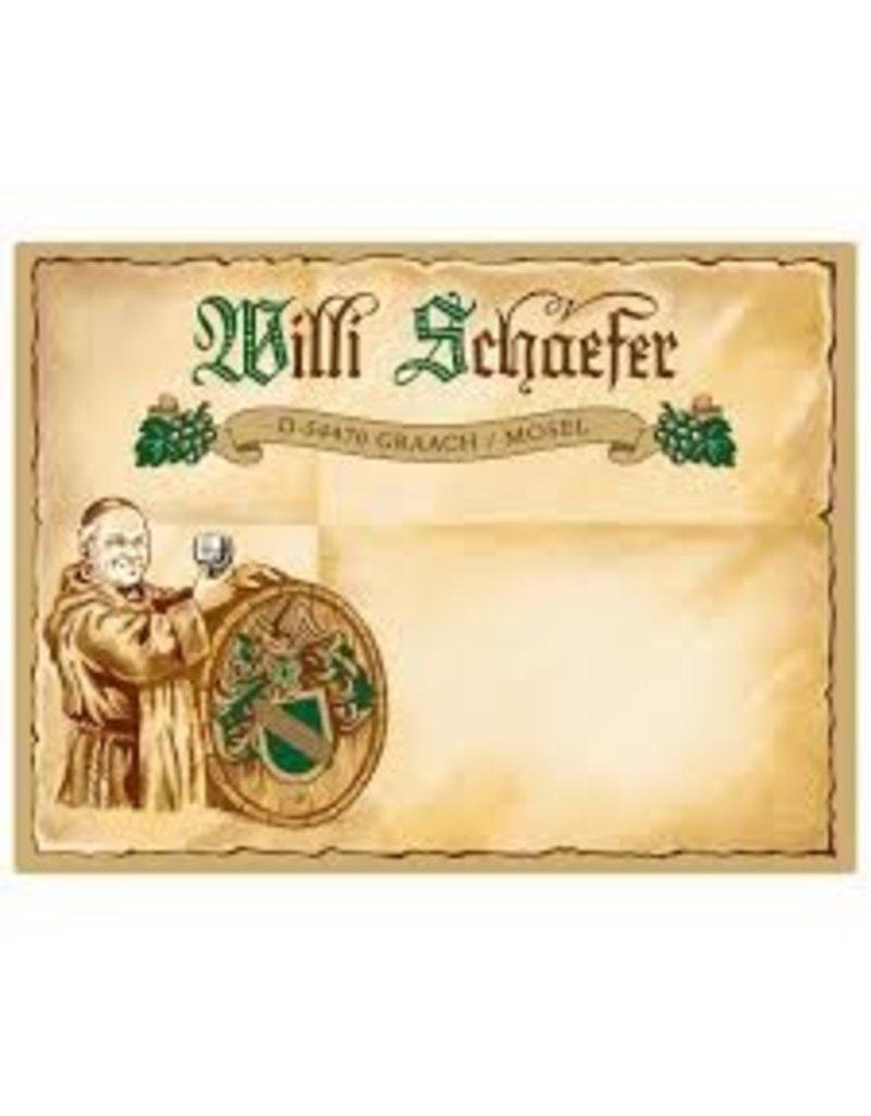 Willi Schaeffer 2004 Willi Schaeffer Graacher Domprobst Spatlese #9