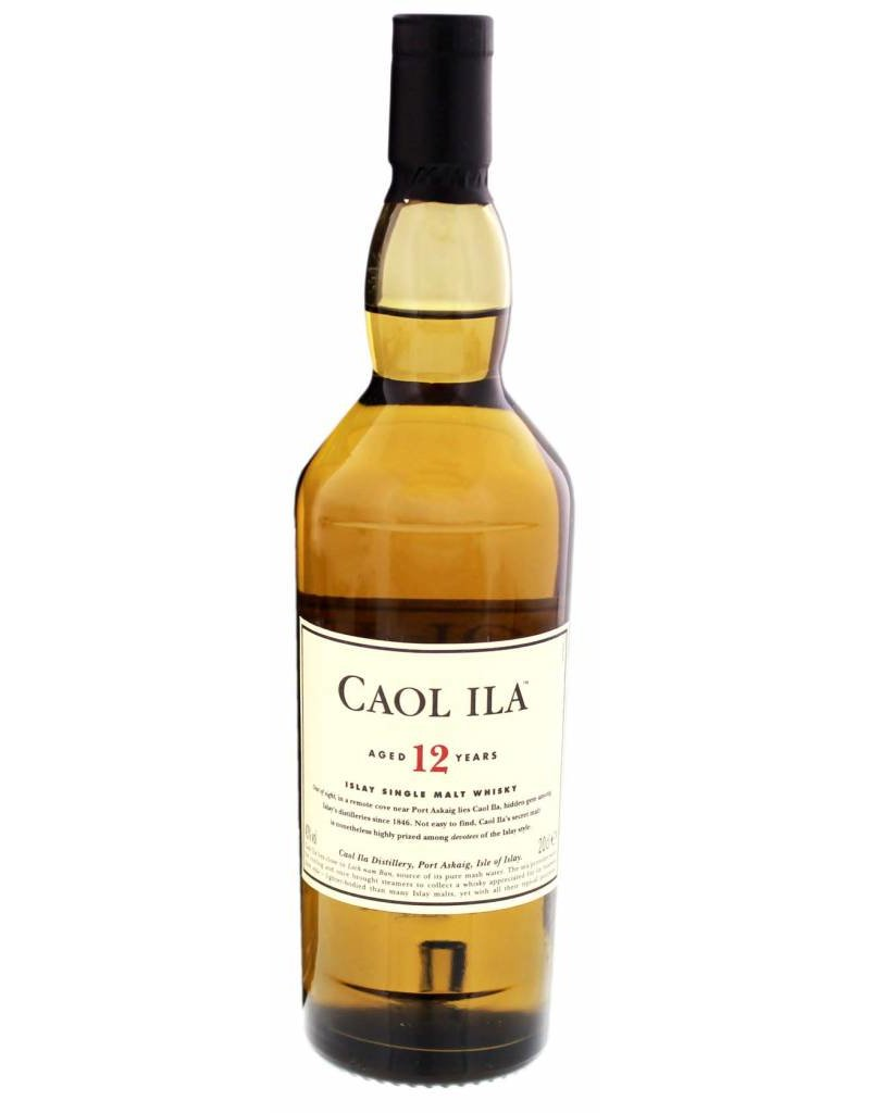 Caol Ila Caol Ila 12 Years Old 200 ml Gift box