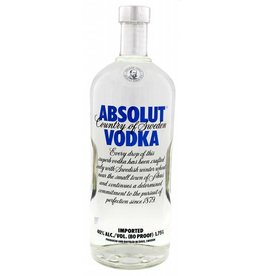Absolut Absolut Vodka Blue 1750ml