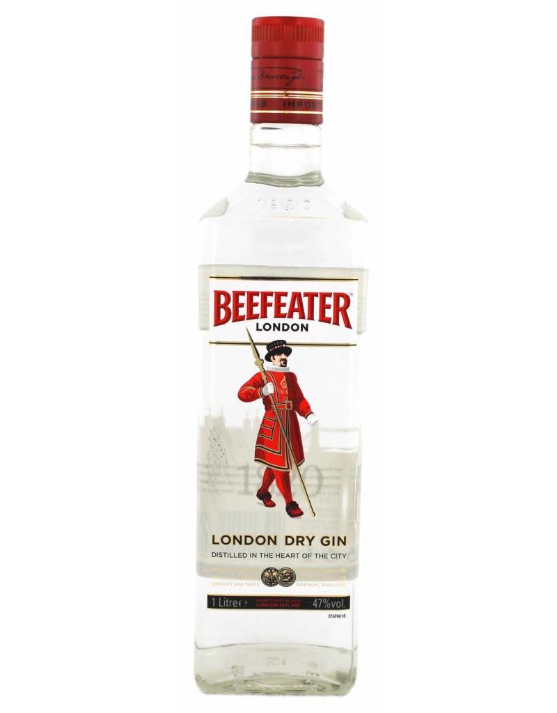 Beefeater 1000 ml Gin Beefeater Dry Gin