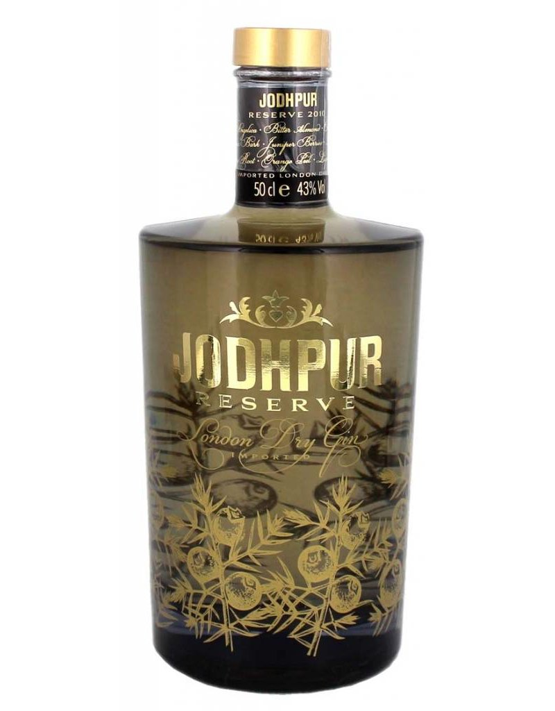 Jodhpur Reserve London Dry Gin 50 cl