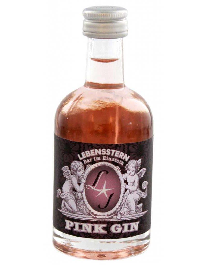 Lebensstern Lebensstern Pink Gin Miniatures 0,05L 43,0% Alcohol