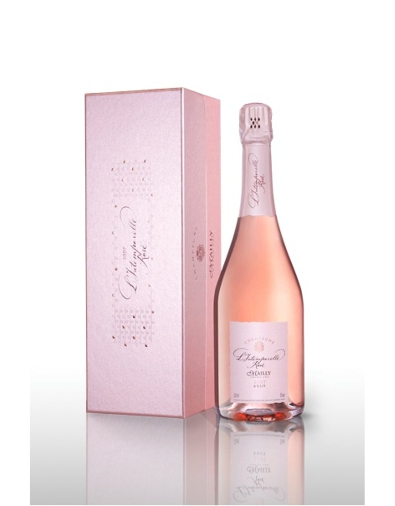 Mailly Mailly Cuvee L'Intemporelle Rosé Millesime 2008