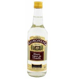 Rum ReimonenQ Coeur de Chauffe Blanc - Guadeloupe