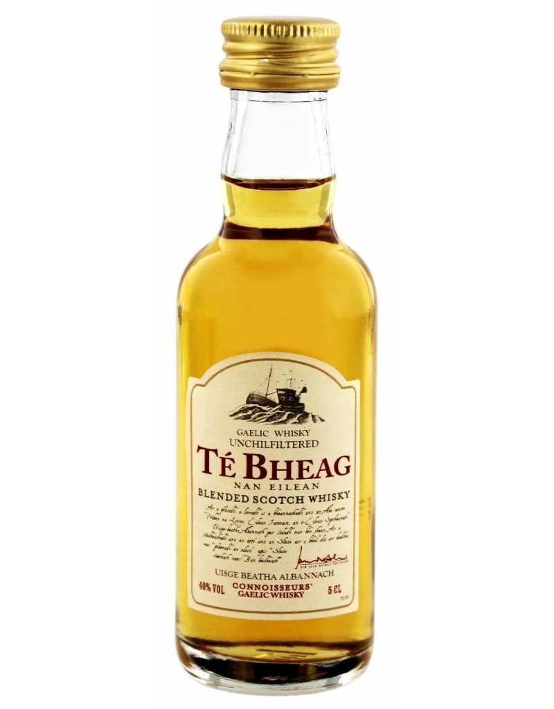Te Bheag Te Bheag Original Blended Whisky Miniatures 50ML 40,0% Alcohol