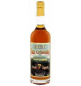 Rum San Cristobal Gran Reserva 7 Anos - Nicaragua