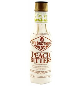 Fee Brothers Fee Brothers Peach Bitters 0,15L