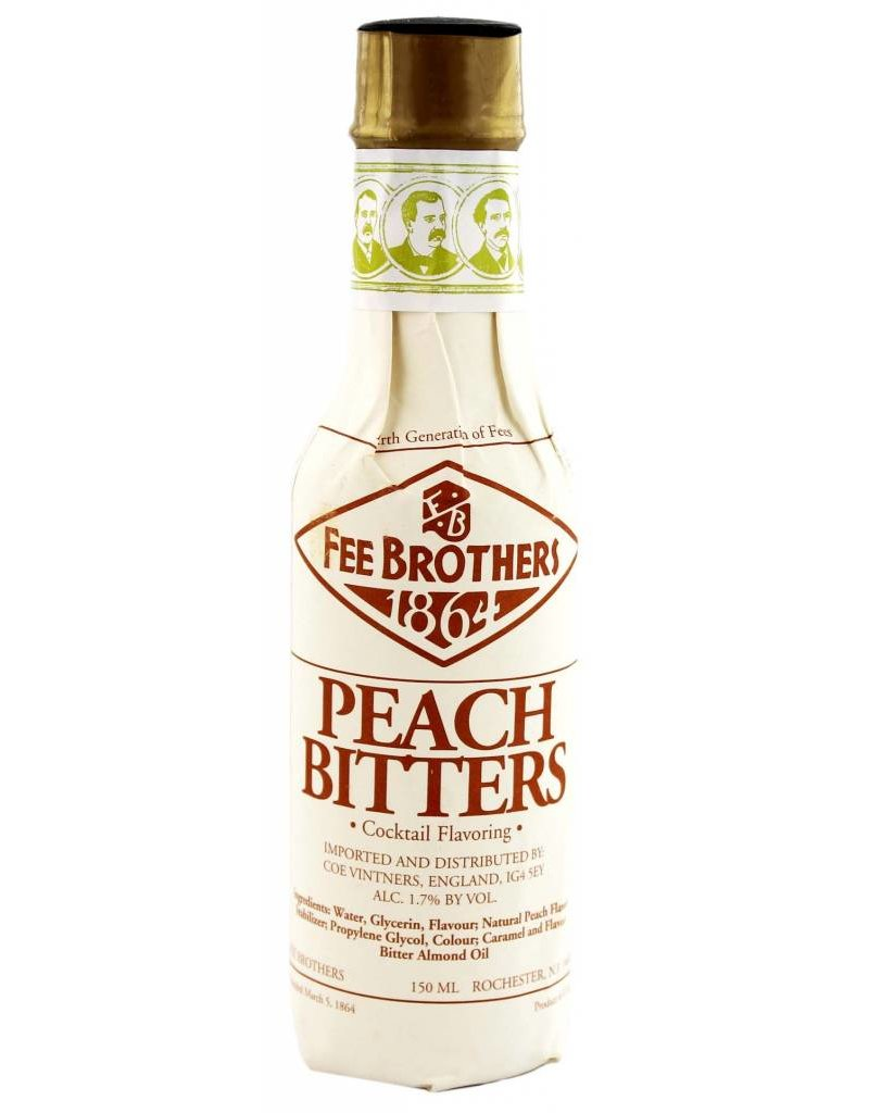 Fee Brothers Fee Brothers Peach Bitters 0,15L 1,7% Alcohol