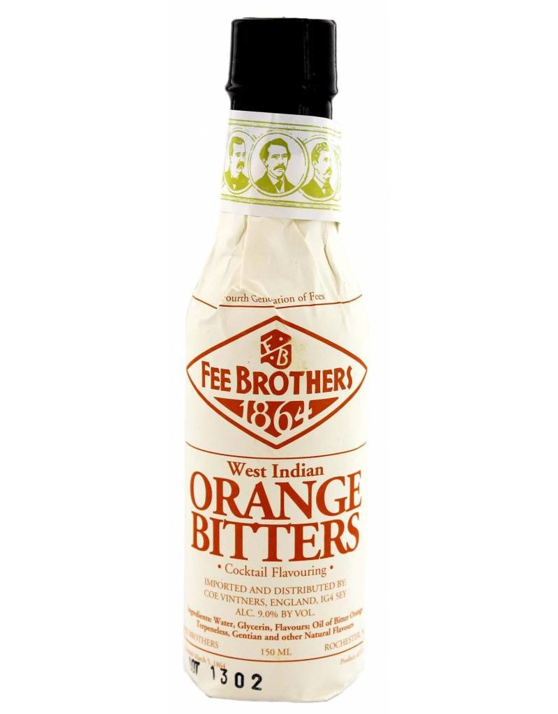 Fee Brothers Fee Brothers Orange Bitters 0,15L 9,0% Alcohol