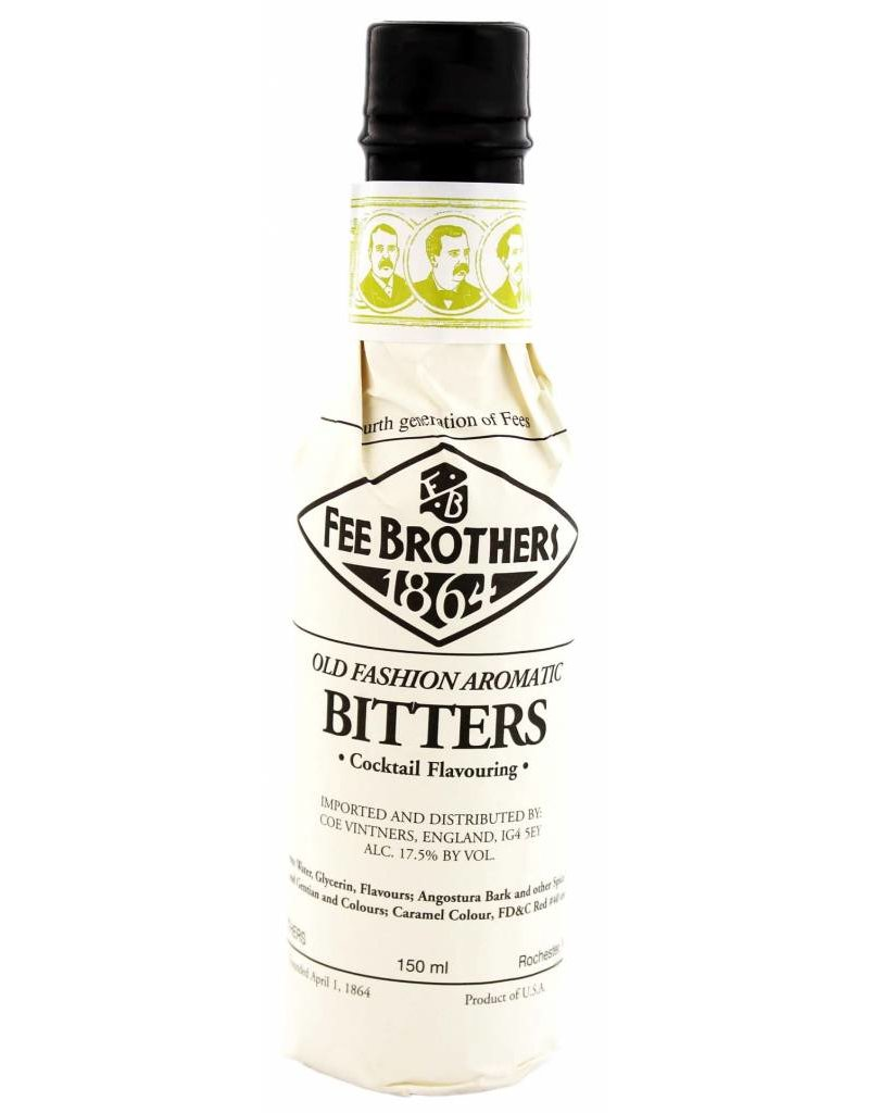 Fee Brothers Fee Brothers Old Fashioned Bitters 0,15L 17,5% Alcohol
