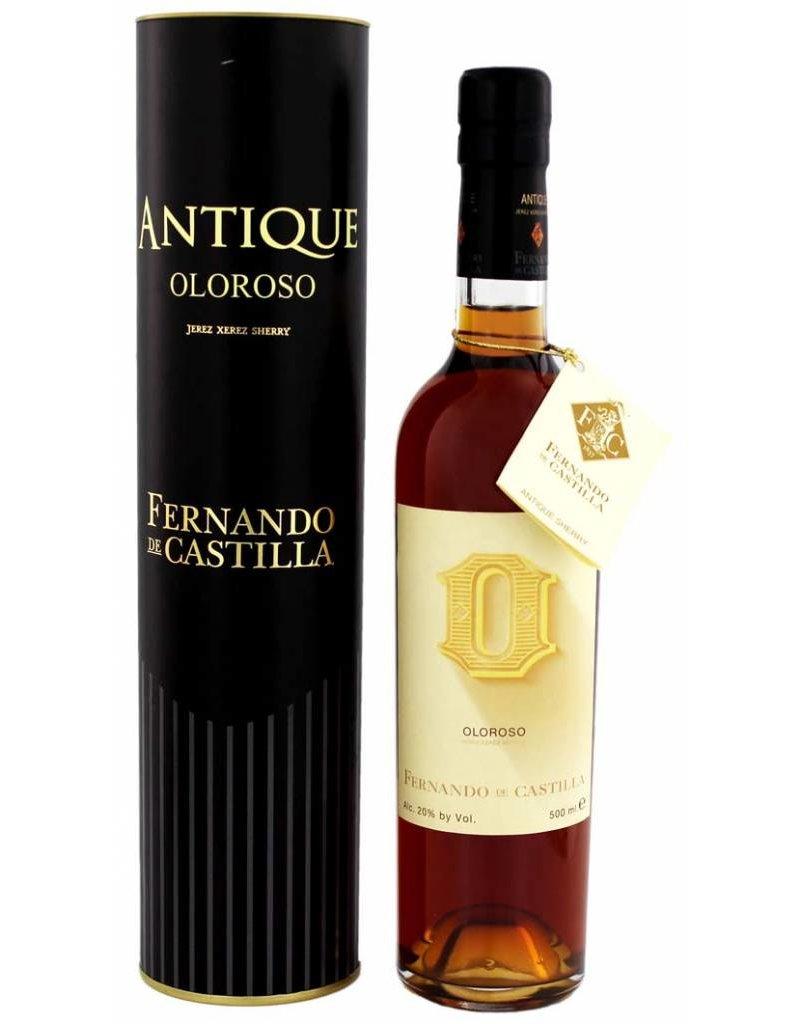 Fernando de Castilla Fernando de Castilla Sherry Oloroso Antique 500ml Gift box