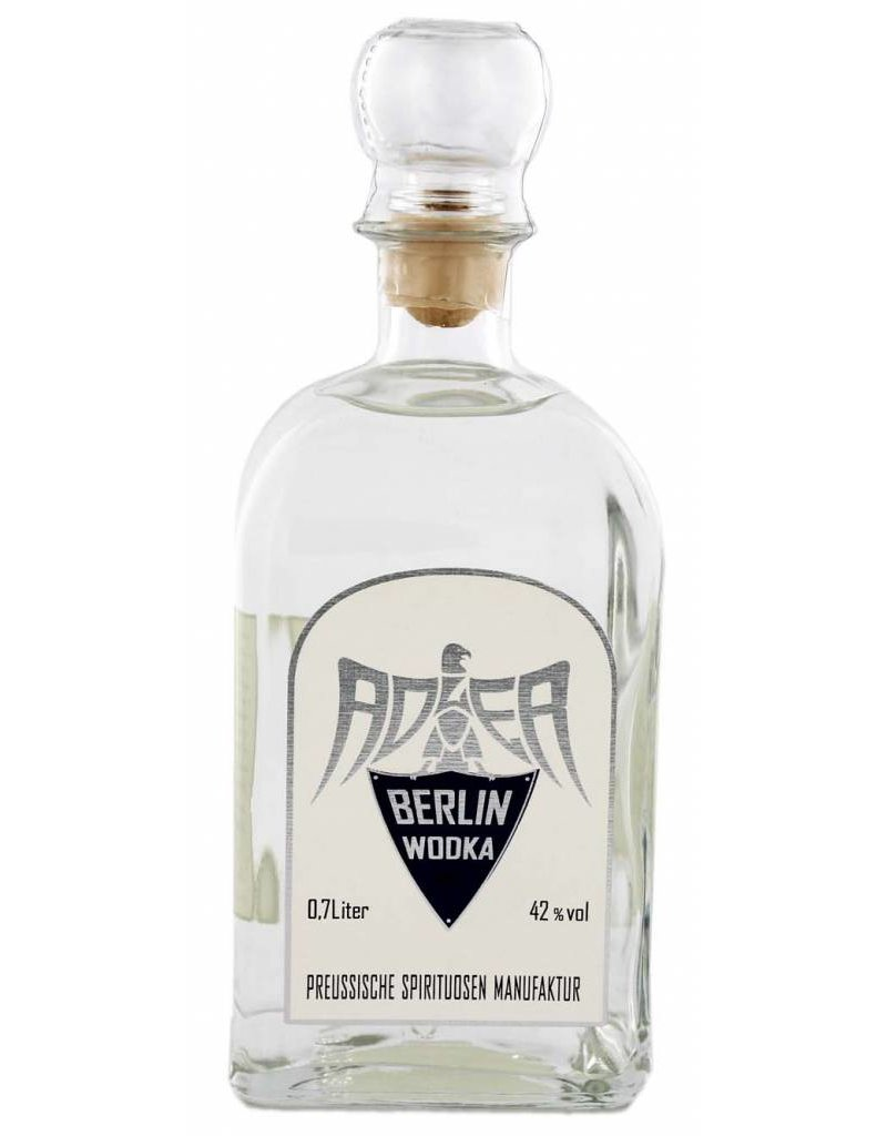 Adler Berlin Adler Berlin Wodka 700ml 42,0% Alcohol