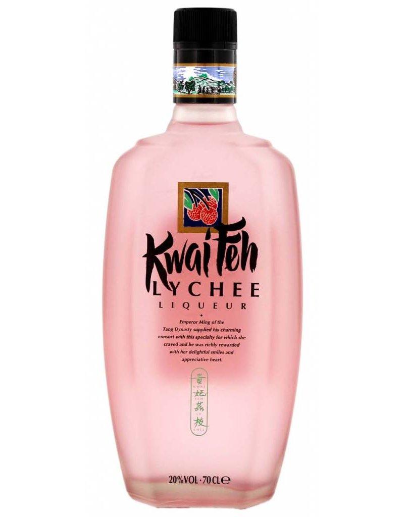 De Kuyper De Kuyper Kwai Feh Lychee 700ml 20,0% Alcohol