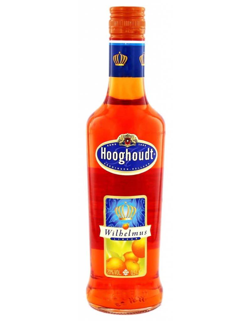 Hooghoudt Hooghoudt Wilhelmus Orange Liqueur 500ml 20,0% Alcohol