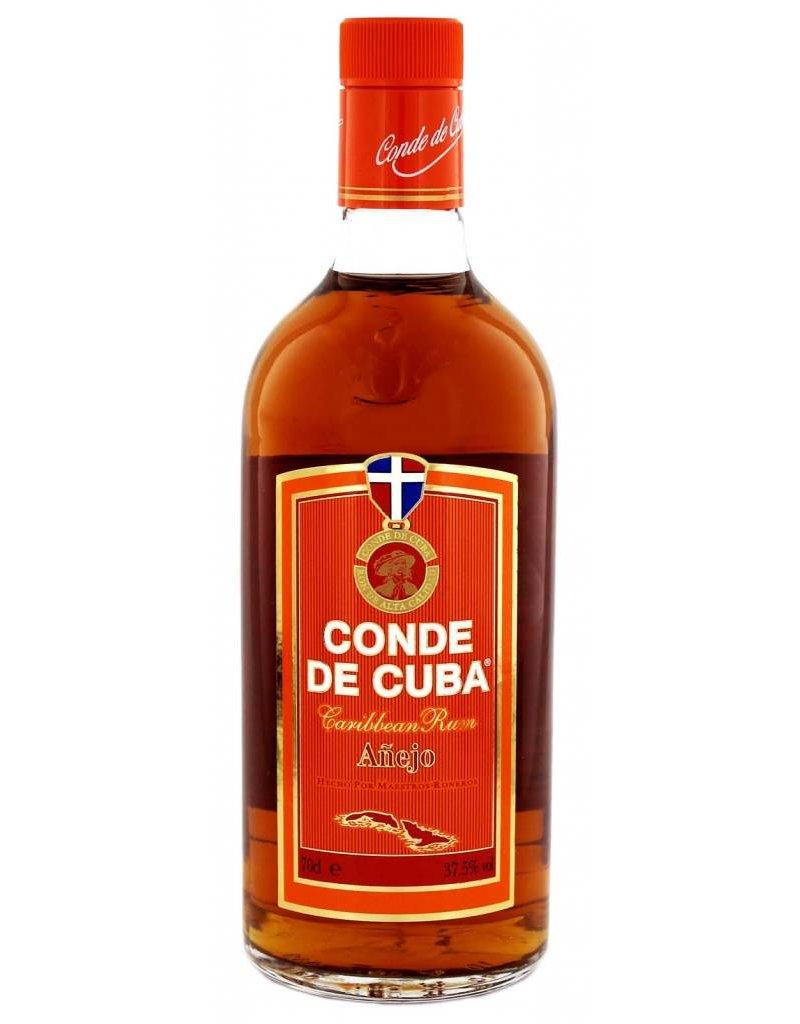 Conde de Cuba 700 ml Rum Conde de Cuba Anejo