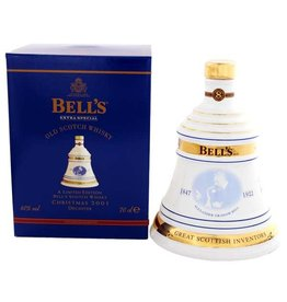 Bells Bells Decanter 8YO Alexander Graham Bell 700ml Gift box