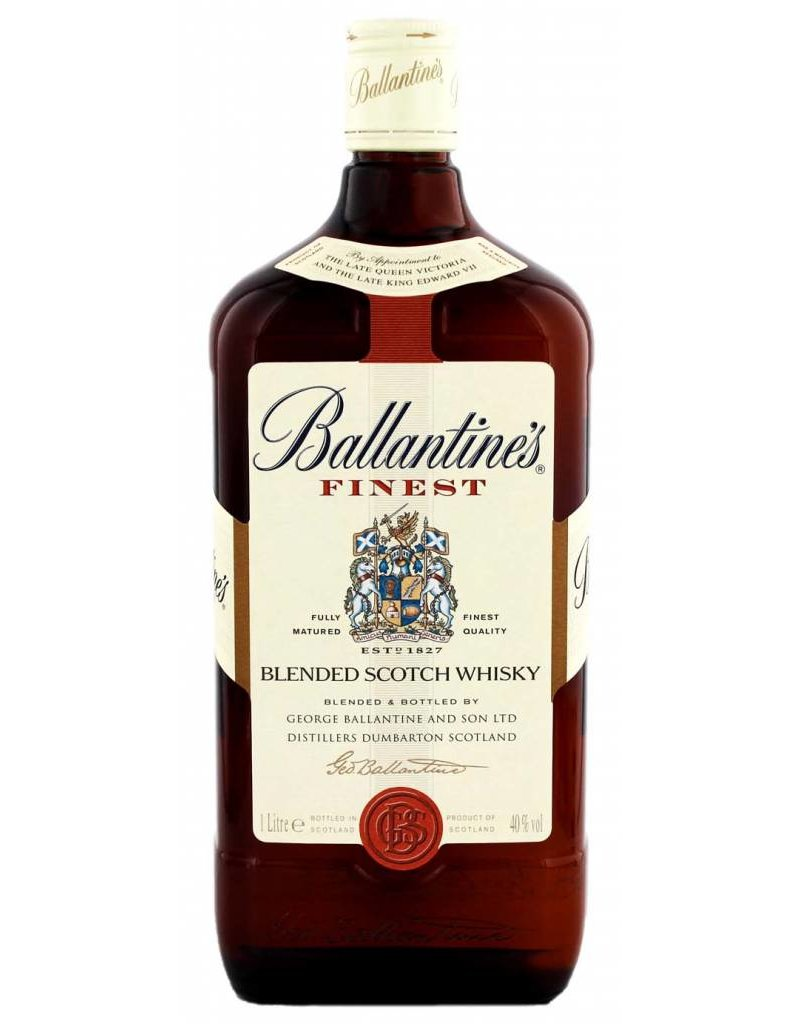 Ballantines Ballantines Finest Whisky 1,0L 40,0% Alcohol