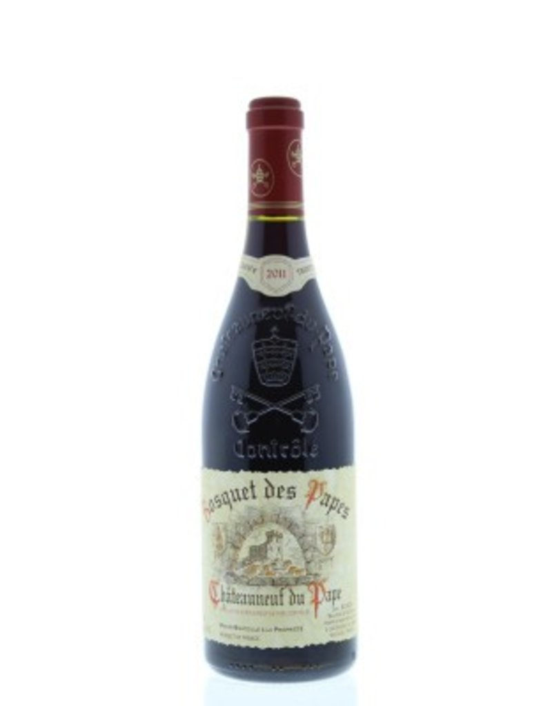 2011 Bosquet des Papes Tradition Chateuneuf du Pape