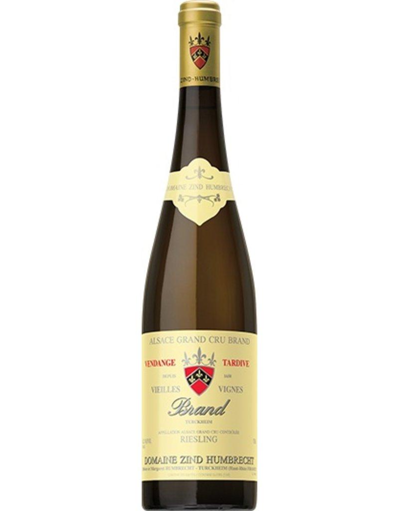 Zind Humbrecht 2011 Zind Humbrecht Brand Grand Cru Vieilles Vignes Riesling