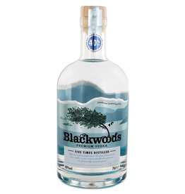 Vodka Blackwoods Vodka - Shetland Islands
