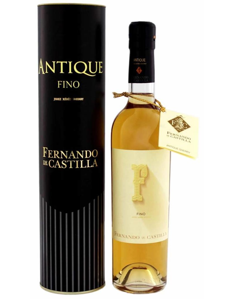 Fernando de Castilla Fernando de Castilla Sherry Fino Antique 500ml Gift box