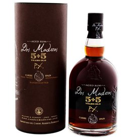 Dos Maderas PX 5 Years Old + 5 Years Old 700ml Gift box