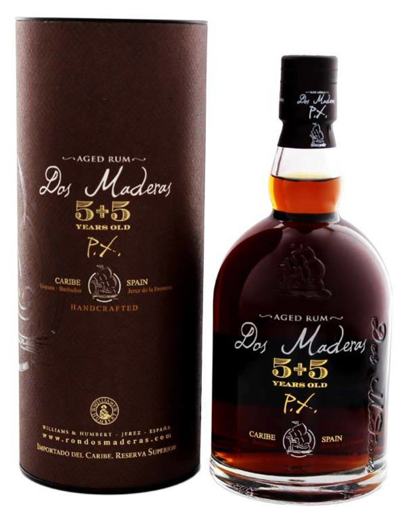 Dos Maderas Dos Maderas PX 5 Years Old + 5 Years Old 700ml Gift box