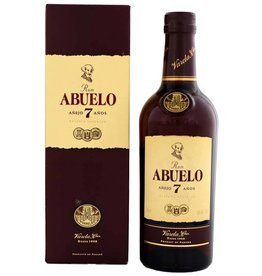 Abuelo 7YO 700ml Gift box