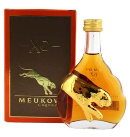 Meukow Cognac XO Miniatures 50ml Gift box