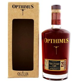Opthimus Opthimus 25 Years Old Malt Whisky Barrel 700ml Gift box