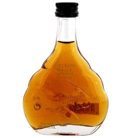 Meukow Cognac Meukow V.S.O.P. Miniatuur - Frankrijk