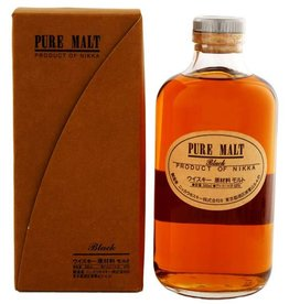 Whisky Nikka Pure Malt Black - Japan
