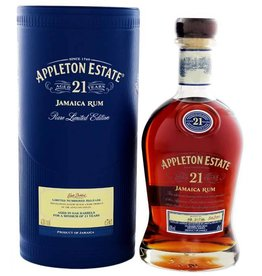 Appleton Estate 21 Years Old 700ml Gift box