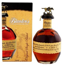 Blanton Bourbon Original 700ml Gift box